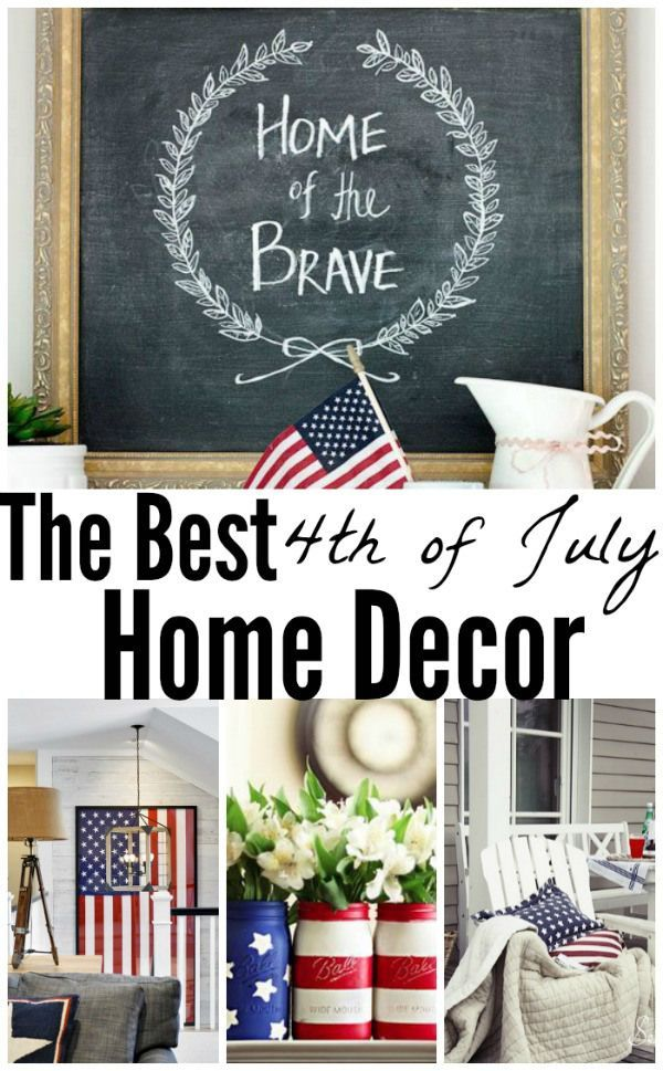 best 4th of july decorations
