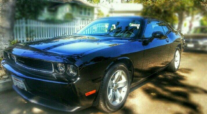 Dodge Challenger 2013 SRT8 Road Trip