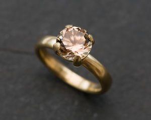 Oregon Sunstone Gold Ring - rings