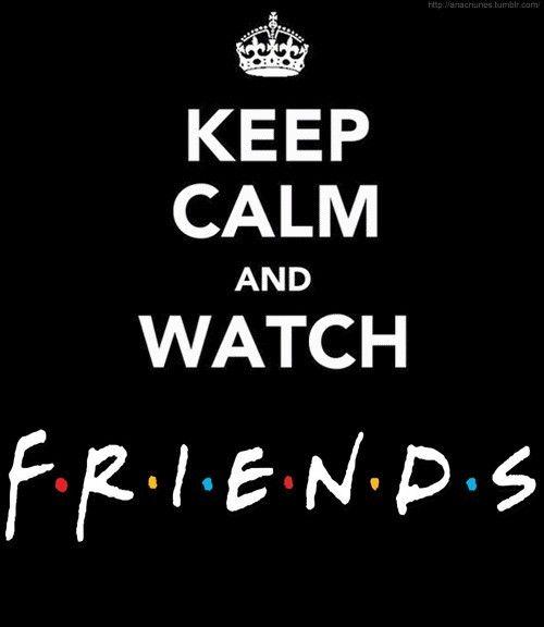 Love!!: 3Ilovemyfriends 3, Watches Friends