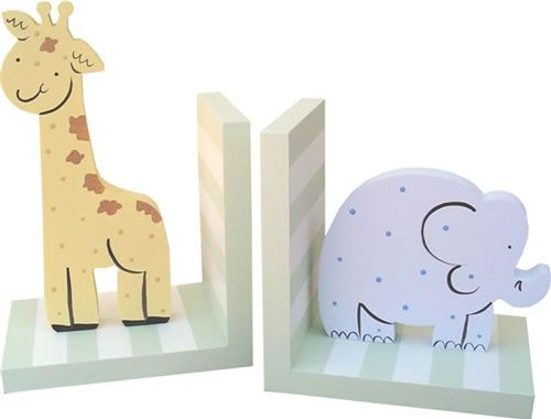 Safari Bookends, how adorable!?
