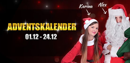 NetBet Casino Adventskalender