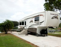 The Best RV Parks Are With Carefree
