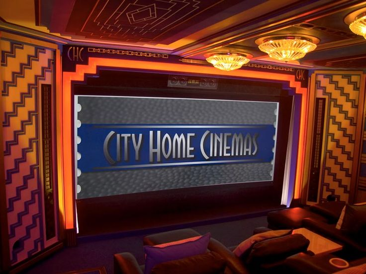 City Home Cinemas