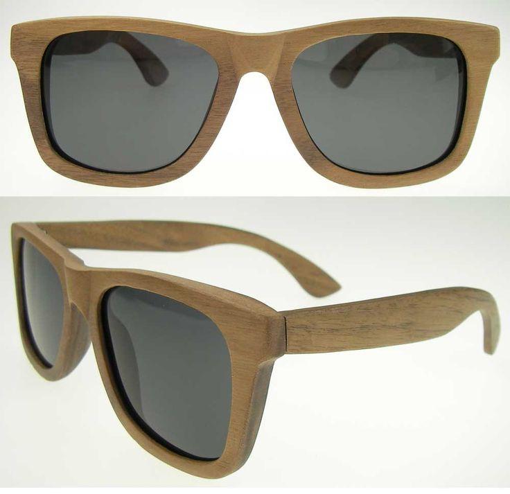 Handmade Wood Wayfarer Vintage Inspired Sunglasses Summer 2015 by ixShop on Etsy