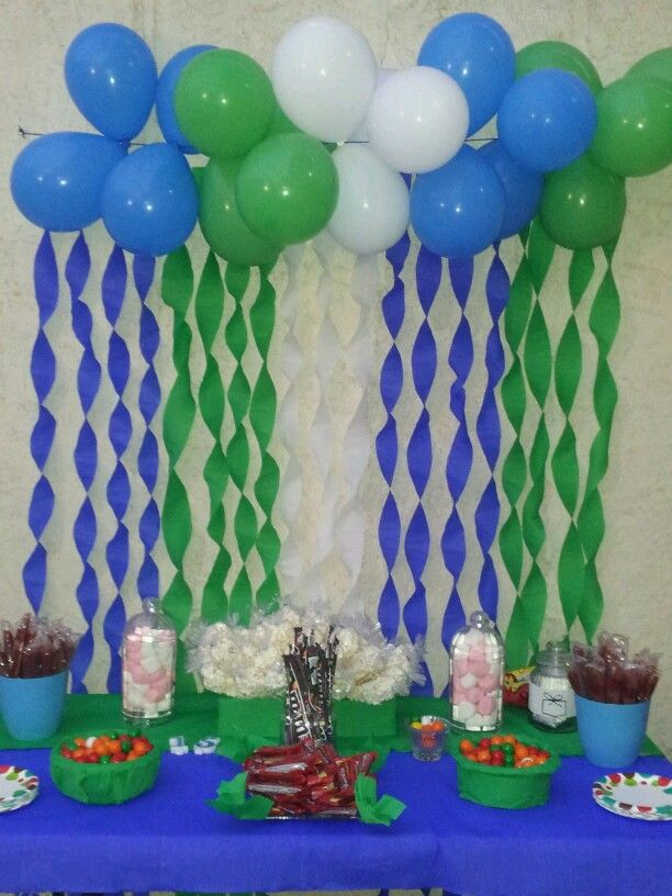 Decoraci n para fiesta de hombres fiestas pinterest for Diy decoracion cumpleanos