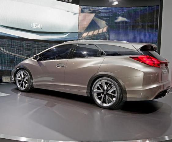 Civic Tourer Honda price - http://autotras.com