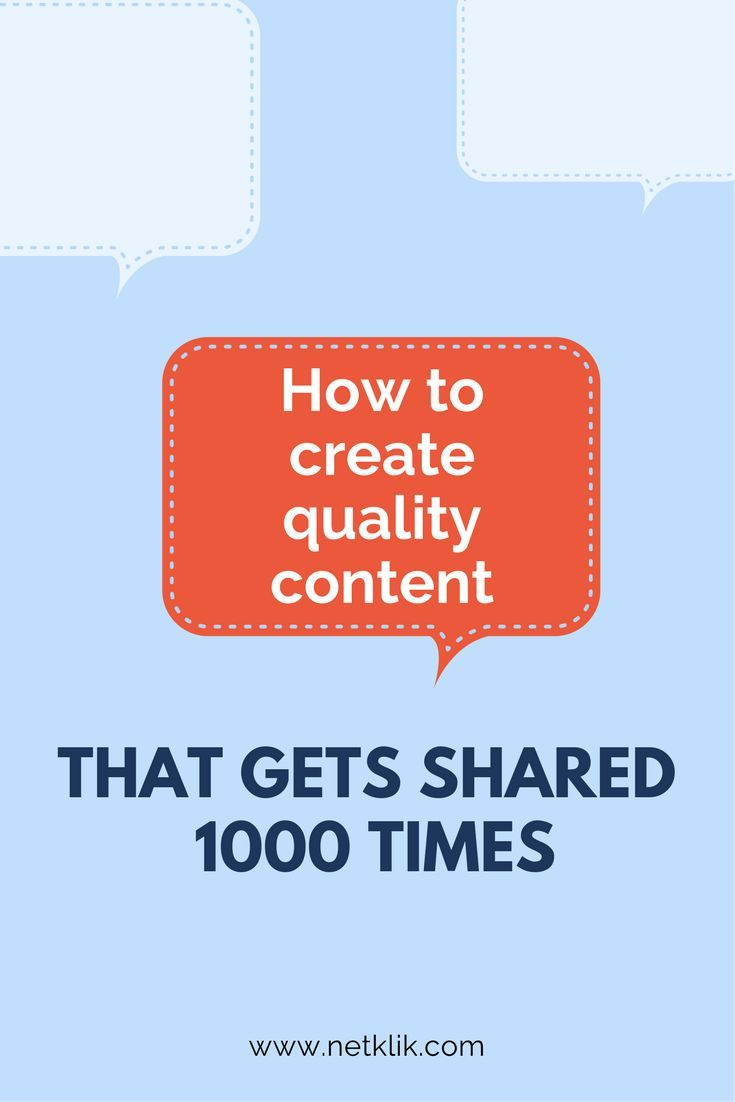 Discover how to create how quality content that is shared and increases your website traffic using visual content