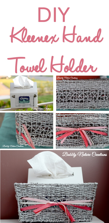 Kleenex Hand Towels Holder