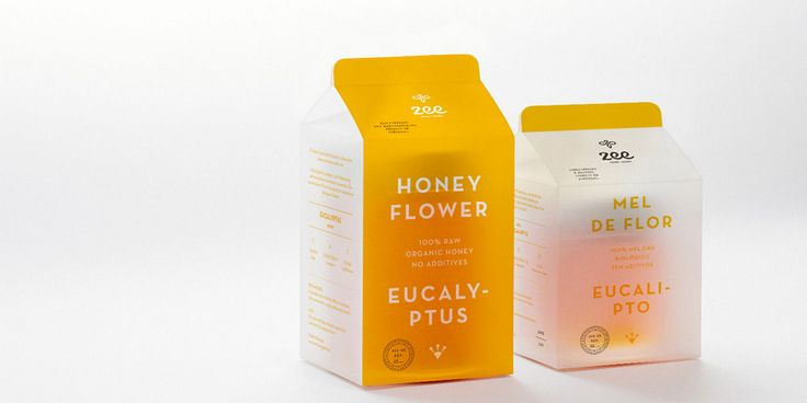 Zee - Honey Goods, Gen Design Studio