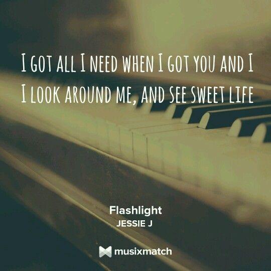 Flashlight by Jessie J #musics #lyrics #songs #love