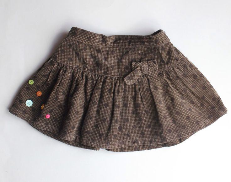 Baby Girl Corduroy Skirt for Fall by Gymboree, Size 2T.  Buy Resale and Save!
