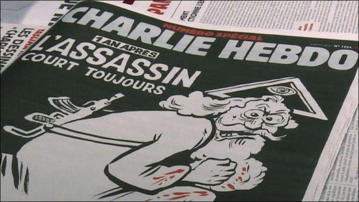 Vatikan Protes Sampul Majalah Charlie Hebdo Terbaru : Majalah Satir Perancis Charlie Hebdo kembali menerbitkan edisi khususnya Rabu (6/1/2016) atau setahun setelah penembakan esktremis militan terhadap staf redaksinya