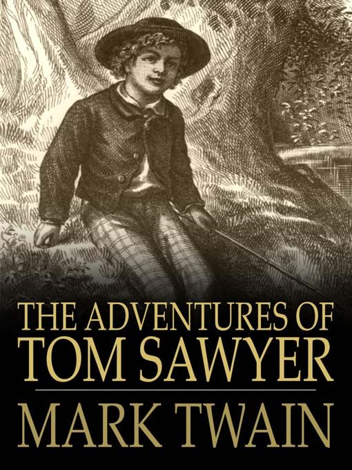 the escapades of a young boy in the adventures of tom sawyer The adventures of tom sawyer, by mark twain, is a popular 1876 novel about a young boy growing up in the antebellum south on the mississippi river in the town o.