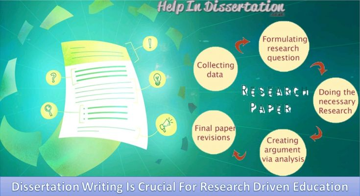 Dissertation service learning
