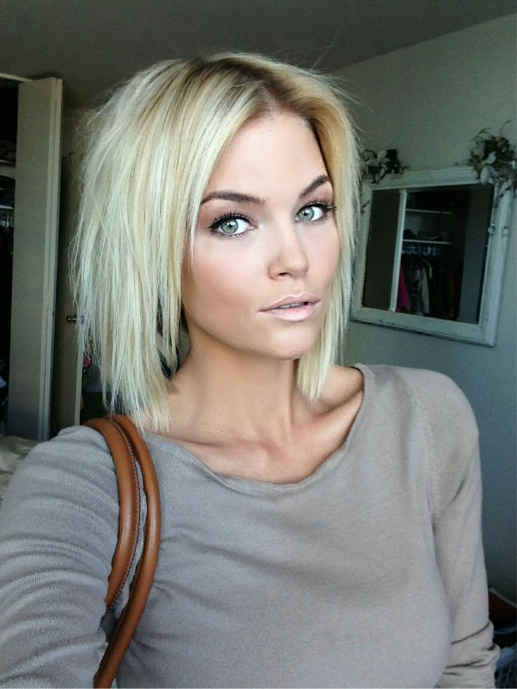 40 best images about Krissa Fowles on Pinterest - 2015 Medium Hairstyles