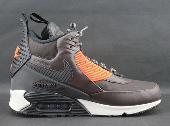 Nike Air Max Sneakers Boots