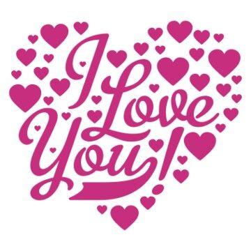 Kreuzstich Herzen, Gezählte Kreuzstichmuster, Valentinssprüche, Ich Liebe  Dich, Hearts, Punto De Cruz