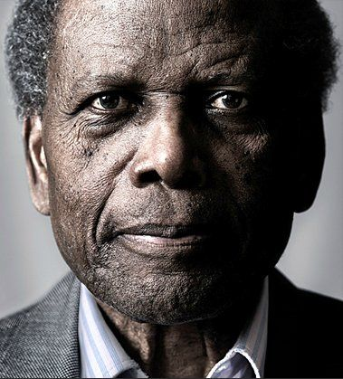 sidney poitier by andy gotts | #Portrait / #Photography / #Headshot
