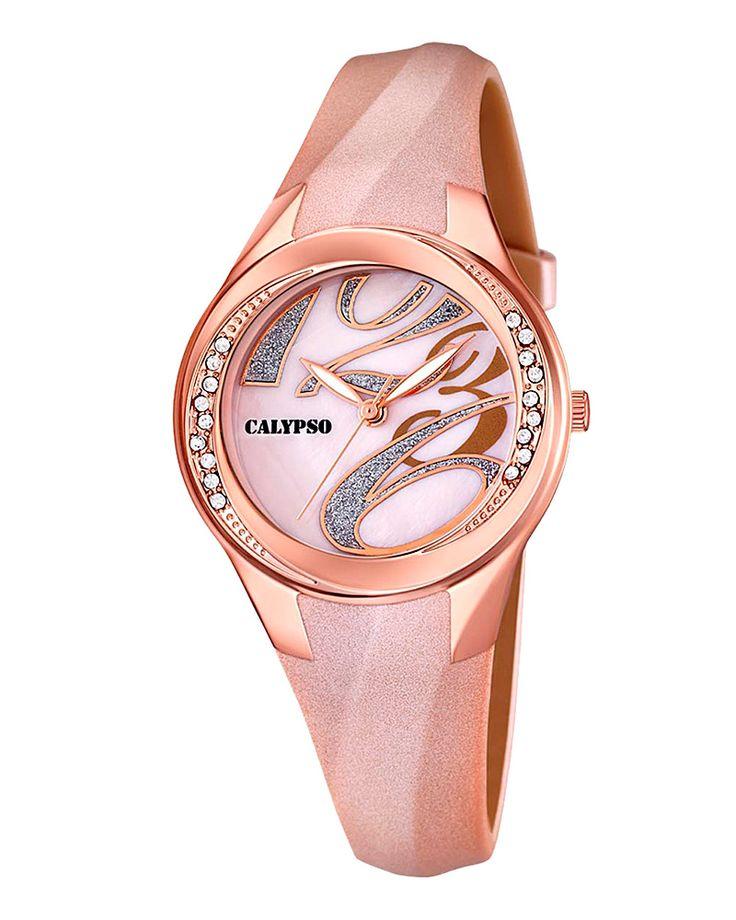 Ρολόι CALYPSO Ladies Crystal 5598-A