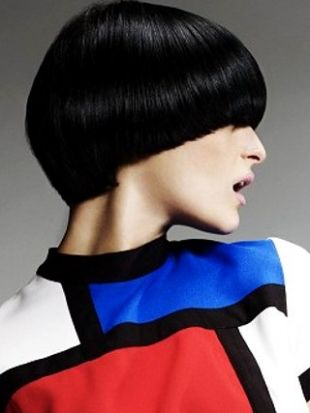 Hair by Watkins-Wright. wedge haircut