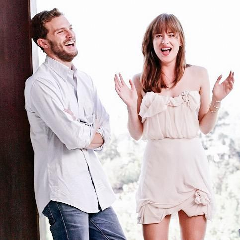 Jamie and Dakota New Pictures ( Various ) - Quotes, Scenes,Video,Soundtrack,Christian Grey - Fifty Shades Darker Movie
