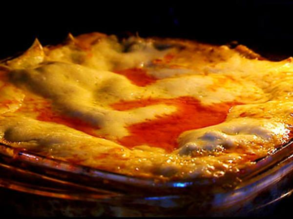 Lasagne bolognese, Per Morbergs recept
