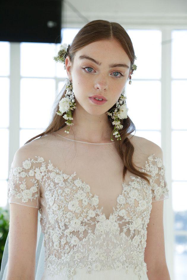 Best Of Bridal Fashion Week Marchesa Wedding Dress Collection 2017