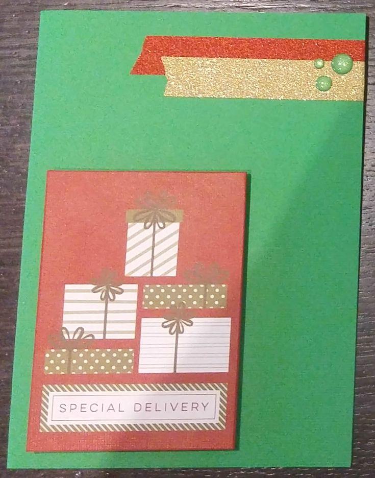 Christmas card - Biglietto di Natale