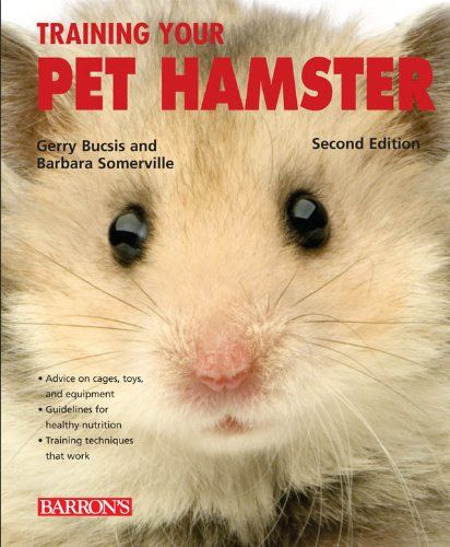 Training Your Pet Hamster (Training Your Pet « Library User Group
