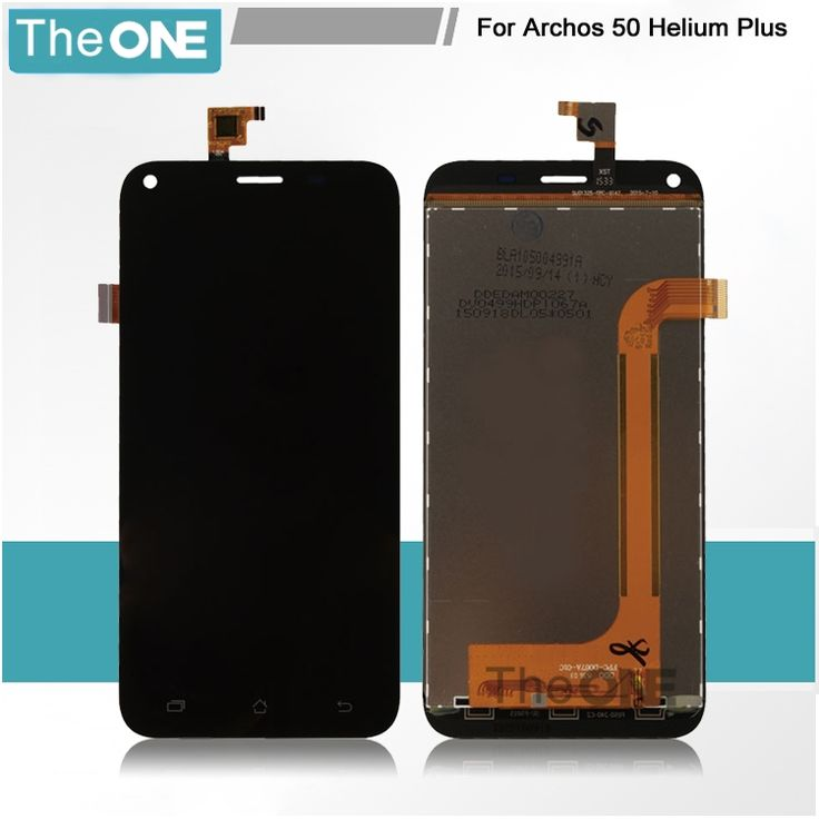 897.00$  Buy here - http://alibfo.worldwells.pw/go.php?t=32690570328 - Free DHL For Archos 50 Helium Plus LCD and Touch Screen Assembly Repair Parts For Archos 50 Helium Plus Phone In Stock