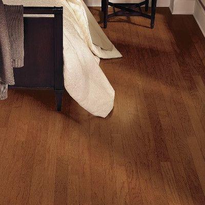 "Bruce Flooring Turlington 5"" Engineered Hickory Hardwood Flooring in Paprika"