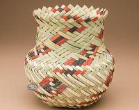 Decorating with southwestern baskets