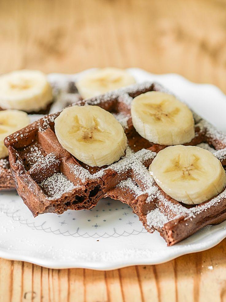Lubisz kakao? Ten przepis z pewnościąę Ci zainteresuje! Pyszne gofry kakaowe świetnie sprawdzą się na słodkie śniadanie lub obiad. Koniecznie wypróbuj!