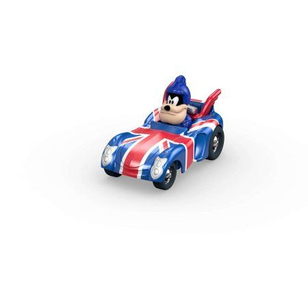 Disney Mickey Mouse Clubhouse - Pete's Union Jack Roadster