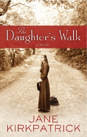 The Daughter's Walk is based on the true story of a mother and daughter's walk from Washington state to New York City in 1896.  I loved the way the author intertwined factual people and events with her fictionalized account of what happened to Clara Etsby following her famous walk.  This was a fun - and somewhat educational - read.
