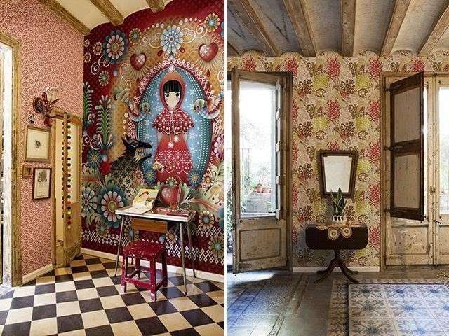 Arredare casa in stile bohemien - Stile bohemien