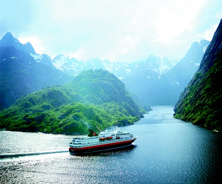 Best Hurtigruten Images On Pinterest Norway Cruises And Ms - Norway cruises