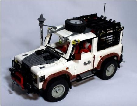 Lego - Land Rover Defender