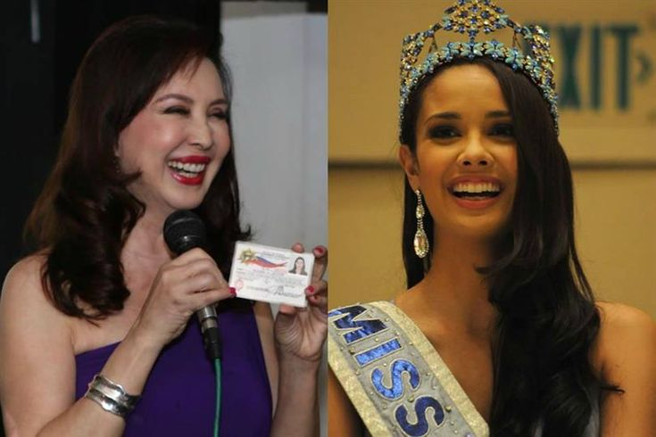 Cory Quirino gives up the license of Miss World Philippines