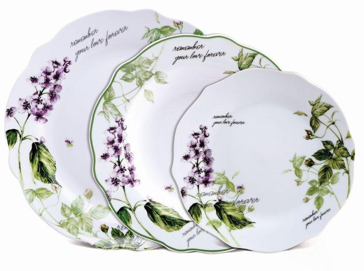 Mer enn 25 bra ideer om Porzellan geschirr på Pinterest Geschirr - porzellan geschirr geschenk