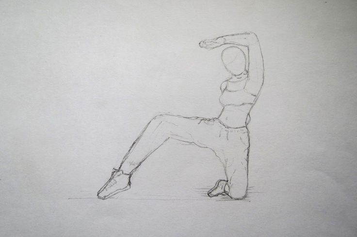just sketching    © Felia Brücker