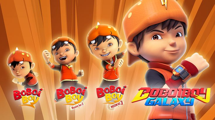 Animasi Boboiboy Galaxy [Animonsta]