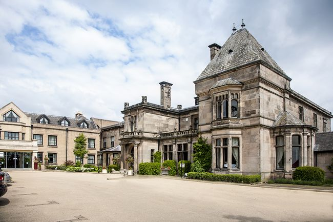 Rookery Hall Hotel Nantwich