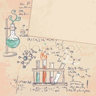 Flavia De Luce's CHEMICAL SKETCH