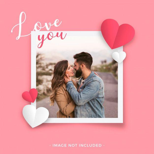 Telechargez Cadre D Amour Pour La Saint Valentin Gratuitement