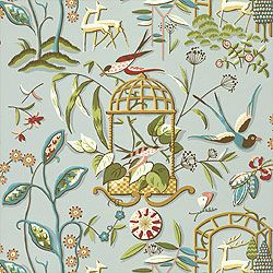 Thibaut wallpaper Providence Thibaut wallpaper, Powder