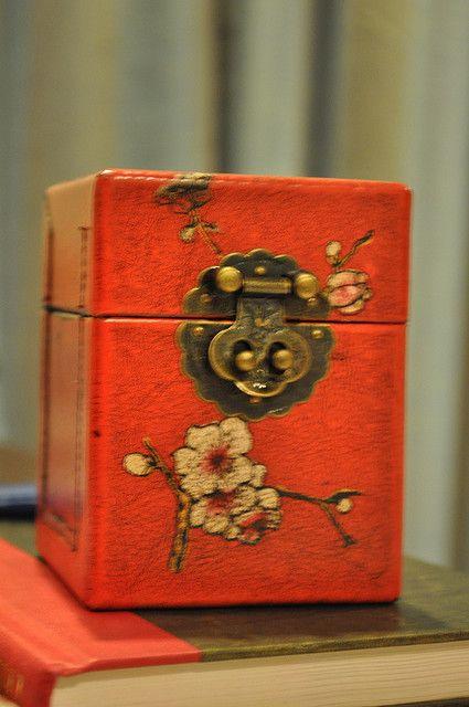 Chinese Trinket Box by NikkorLust, via Flickr