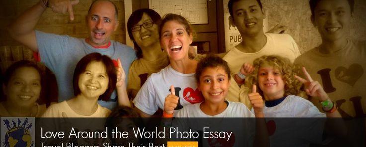 Love Around the World Photo Essay- Happy Travel-tine's Day & Happy Birthday Dahnya- Goa, India