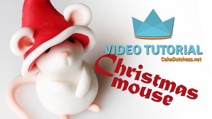 Tutorial – Christmas Mouse